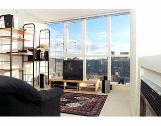 """Photo 2: 2807 1199 SEYMOUR ST in Vancouver: Downtown VW Condo for sale in """"BRAVA"""" (Vancouver West)  : MLS®# V573255"""