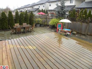 "Photo 10: 18891 68A Avenue in Surrey: Clayton House for sale in ""CLAYTON HEIGHTS"" (Cloverdale)  : MLS®# F1110623"