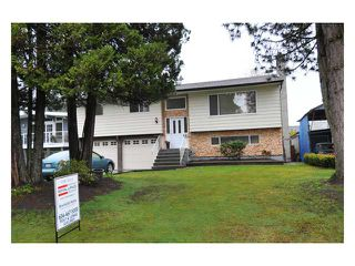 Main Photo: 1158 BLUE HERON Crescent in Port Coquitlam: Lincoln Park PQ House for sale : MLS®# V884237