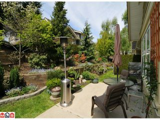 """Photo 10: 44 15450 ROSEMARY HEIGHTS Crescent in Surrey: Morgan Creek Townhouse for sale in """"CARRINGTON"""" (South Surrey White Rock)  : MLS®# F1112907"""