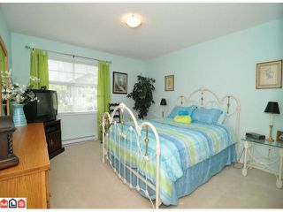 """Photo 8: 44 15450 ROSEMARY HEIGHTS Crescent in Surrey: Morgan Creek Townhouse for sale in """"CARRINGTON"""" (South Surrey White Rock)  : MLS®# F1112907"""