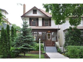 Photo 1: 470 Rosedale Avenue in WINNIPEG: Manitoba Other Residential for sale : MLS®# 1112391