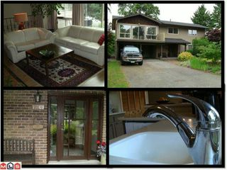 """Photo 1: 10769 VISTA Place in Delta: Nordel House for sale in """"Canterbury Heights"""" (N. Delta)  : MLS®# F1116351"""