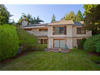 Photo 1: 2769 OTTAWA Avenue in West Vancouver: Dundarave House for sale : MLS®# V906575