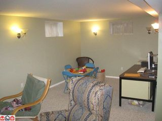 "Photo 8: 33752 ROCKLAND Avenue in Abbotsford: Central Abbotsford House for sale in ""CENTRAL ABBOTSFORD"" : MLS®# F1200665"