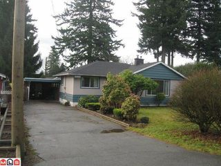 "Photo 1: 33752 ROCKLAND Avenue in Abbotsford: Central Abbotsford House for sale in ""CENTRAL ABBOTSFORD"" : MLS®# F1200665"