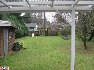 "Photo 9: 33752 ROCKLAND Avenue in Abbotsford: Central Abbotsford House for sale in ""CENTRAL ABBOTSFORD"" : MLS®# F1200665"