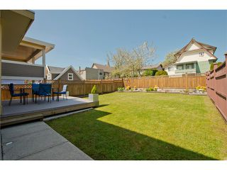 Photo 8: 1315 NANAIMO Street in New Westminster: West End NW House for sale : MLS®# V1003420