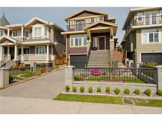 Photo 1: 1315 NANAIMO Street in New Westminster: West End NW House for sale : MLS®# V1003420