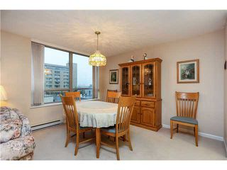 "Photo 6: # 803 612 6TH ST in New Westminster: Uptown NW Condo for sale in ""THE WOODWARD"" : MLS®# V1030820"