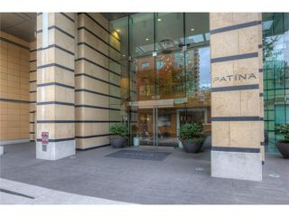 """Photo 3: 1205 1028 BARCLAY Street in Vancouver: West End VW Condo for sale in """"PATINA"""" (Vancouver West)  : MLS®# V1053564"""