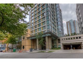 """Photo 1: 1205 1028 BARCLAY Street in Vancouver: West End VW Condo for sale in """"PATINA"""" (Vancouver West)  : MLS®# V1053564"""