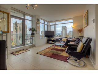 """Photo 5: 1205 1028 BARCLAY Street in Vancouver: West End VW Condo for sale in """"PATINA"""" (Vancouver West)  : MLS®# V1053564"""