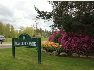 """Photo 12: 29 8555 KING GEORGE Boulevard in Surrey: Queen Mary Park Surrey Townhouse for sale in """"Bear Creek Village"""" : MLS®# F1409943"""