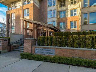 """Photo 1: 214 6268 EAGLES Drive in Vancouver: University VW Condo for sale in """"Clements Green"""" (Vancouver West)  : MLS®# V1067735"""
