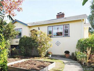 Photo 1: 2557 Vancouver St in VICTORIA: Vi Hillside House for sale (Victoria)  : MLS®# 684317