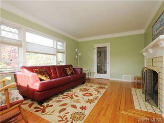 Photo 3: 2557 Vancouver St in VICTORIA: Vi Hillside House for sale (Victoria)  : MLS®# 684317