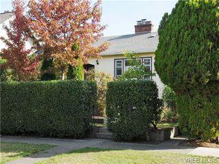 Photo 2: 2557 Vancouver St in VICTORIA: Vi Hillside House for sale (Victoria)  : MLS®# 684317