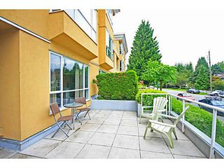 """Photo 11: 107 2340 HAWTHORNE Avenue in Port Coquitlam: Central Pt Coquitlam Condo for sale in """"BARRINGTON PLACE"""" : MLS®# V1097959"""