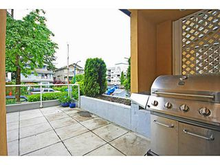 """Photo 9: 107 2340 HAWTHORNE Avenue in Port Coquitlam: Central Pt Coquitlam Condo for sale in """"BARRINGTON PLACE"""" : MLS®# V1097959"""