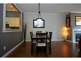 """Photo 5: 107 2340 HAWTHORNE Avenue in Port Coquitlam: Central Pt Coquitlam Condo for sale in """"BARRINGTON PLACE"""" : MLS®# V1097959"""
