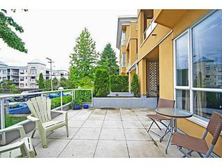 """Photo 12: 107 2340 HAWTHORNE Avenue in Port Coquitlam: Central Pt Coquitlam Condo for sale in """"BARRINGTON PLACE"""" : MLS®# V1097959"""