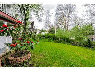 Photo 2: 14706 ST.ANDREWS Drive in Surrey: Bolivar Heights House for sale (North Surrey)  : MLS®# F1436895