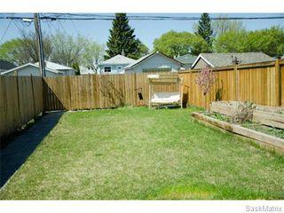 Photo 34: 358 OTTAWA Street in Regina: Churchill Downs Single Family Dwelling for sale (Regina Area 03)  : MLS®# 534903