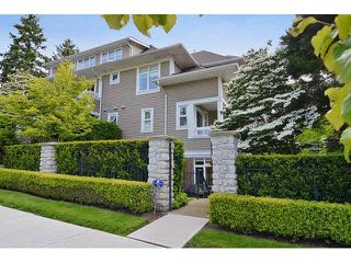 "Photo 13: 121 3188 W 41ST Avenue in Vancouver: Kerrisdale Townhouse for sale in ""THE LANESBOROUGH"" (Vancouver West)  : MLS®# V1123090"