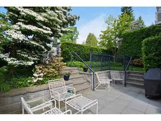"Photo 12: 121 3188 W 41ST Avenue in Vancouver: Kerrisdale Townhouse for sale in ""THE LANESBOROUGH"" (Vancouver West)  : MLS®# V1123090"
