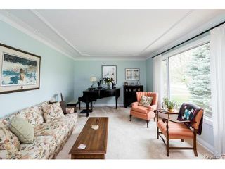 Photo 2: 350 Carpathia Road in WINNIPEG: River Heights / Tuxedo / Linden Woods Residential for sale (South Winnipeg)  : MLS®# 1512965