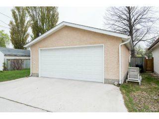 Photo 20: 350 Carpathia Road in WINNIPEG: River Heights / Tuxedo / Linden Woods Residential for sale (South Winnipeg)  : MLS®# 1512965