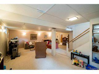 Photo 17: 350 Carpathia Road in WINNIPEG: River Heights / Tuxedo / Linden Woods Residential for sale (South Winnipeg)  : MLS®# 1512965