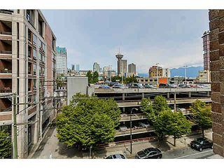 "Photo 15: 401 546 BEATTY Street in Vancouver: Downtown VW Condo for sale in ""THE CRANE BUILDING"" (Vancouver West)  : MLS®# V1134151"