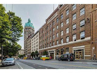 "Photo 2: 401 546 BEATTY Street in Vancouver: Downtown VW Condo for sale in ""THE CRANE BUILDING"" (Vancouver West)  : MLS®# V1134151"