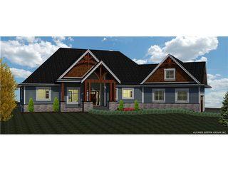 "Photo 1: # LOT 1 MAJUBA HILL RD in Yarrow: Majuba Hill House for sale in ""TOWNLINE RIDGE"" : MLS®# H2152885"