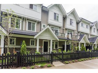 """Photo 2: 17 7374 194A Street in Surrey: Clayton Townhouse for sale in """"ASHER"""" (Cloverdale)  : MLS®# R2077680"""