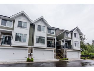 """Photo 1: 17 7374 194A Street in Surrey: Clayton Townhouse for sale in """"ASHER"""" (Cloverdale)  : MLS®# R2077680"""