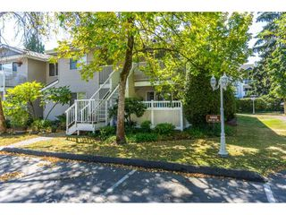 "Photo 1: 304 13955 72 Avenue in Surrey: East Newton Townhouse for sale in ""Newton Park One"" : MLS®# R2102777"