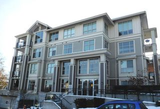 "Photo 1: 107 240 FRANCIS Way in New Westminster: Fraserview NW Condo for sale in ""THE GROVE"" : MLS®# R2129428"