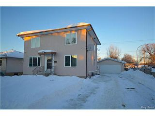 Photo 1: 395 McKay Avenue in Winnipeg: North Kildonan Residential for sale (3F)  : MLS®# 1700952