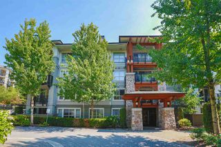 "Photo 1: 207 2966 SILVER SPRINGS Boulevard in Coquitlam: Westwood Plateau Condo for sale in ""SILVER SPRINGS"" : MLS®# R2132101"