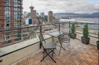 "Photo 8: 2309 108 W CORDOVA Street in Vancouver: Downtown VW Condo for sale in ""WOODWARDS W32"" (Vancouver West)  : MLS®# R2146313"