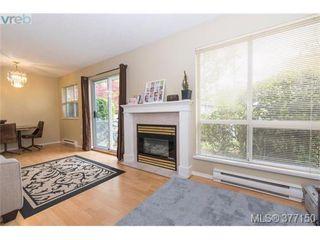 Photo 3: 13 3255 Rutledge Street in VICTORIA: SE Quadra Townhouse for sale (Saanich East)  : MLS®# 377150