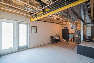 Photo 19: 155 Stan Bailie Drive in Winnipeg: South Pointe Residential for sale (1R)  : MLS®# 1713567