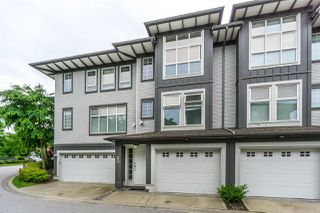 "Photo 1: 60 18777 68A Avenue in Surrey: Clayton Townhouse for sale in ""COMPASS"" (Cloverdale)  : MLS®# R2173614"