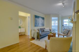 Photo 4: 211 3638 W BROADWAY in Vancouver: Kitsilano Condo for sale (Vancouver West)  : MLS®# R2195314