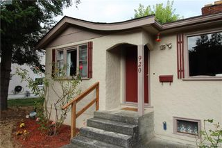 Photo 1: 920 Lodge Ave in VICTORIA: SE Quadra House for sale (Saanich East)  : MLS®# 770642