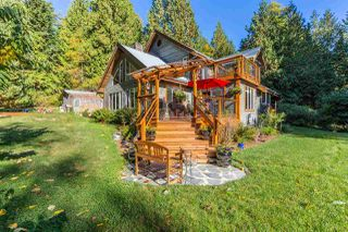 Photo 2: 1545 MARGARET Road: Roberts Creek House for sale (Sunshine Coast)  : MLS®# R2216132