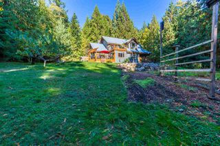 Main Photo: 1545 MARGARET Road: Roberts Creek House for sale (Sunshine Coast)  : MLS®# R2216132